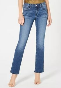 Guess Medium Rise Sarah Fit Boot Jeans Size 27